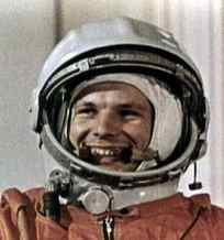 Yuri Gagarin - The first man in space
