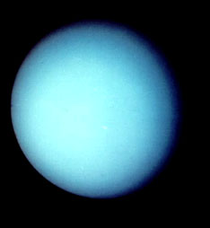 The Planet Uranus